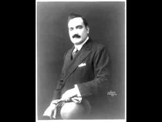 The Great ENRICO CARUSO. A sublime example of perfectly balanced singing, a superb, elegant, profoundly expressive artist demonstrating exquisite legato, economy of breath and precision of dynamic control and beautiful, clear words.