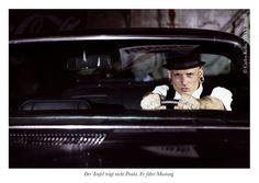 """""""Der Teufel trägt nicht Prada. Er fährt Mustang."""" // Model: Dany Toydoll  // SAY IT SWAY, das sind 25 einzigartige Motive mit einzigartigen Botschaften für einzigartige Menschen. Nix in Kopie. Nix an die Timeline. Also nix wie rein damit in den Briefkasten! // Fotografie: www.carloskella.de // Begleitende Texte: Daniel Kaesmacher // Verlag: SWAY Books // Preis Postkartenbuch: EUR 9,90 >>Jetzt bei SWAY Books bestellen: http://www.sway-books.de/buecher.html"""