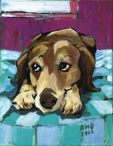 Finley has been added to my store! I love beagles and she is the sweetest:) now available on phone cases, ipad covers, canvas and more... http://nuvango.com/amopainting/finley/ipad-air-2