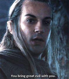 Haldir of Lorien.