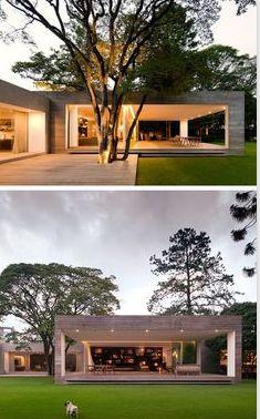 Issay Weinfeld Grecia House Brazil