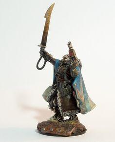 Inquisitor Tsengir | Ex Profundis