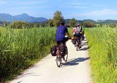 Mit dem Fahrrad durch die Uckermark