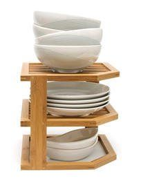Lipper International Bamboo 3-Tier Co...