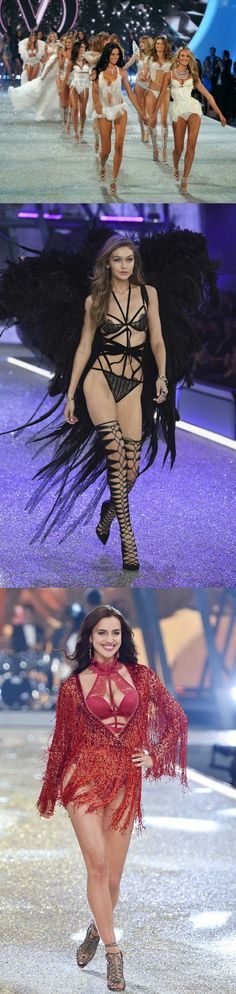 When Kendall, Gigi, and Bella stole the show on the #VS2016 runway with some badass lingerie, we couldn't help but feel a pang of envy. Detailed and well-fitted, those sets of intimates were to die for. Sure, all the wings, jackets, boots, and accessories help add to the glamour quotient, but you can't deny that  #obsessory #myobsession #trend #fashion #luxuryfashion #blogs #blogger #fashionblogger #trendsetter