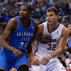 Clippers can live with their numbers – Durant topping 30 points