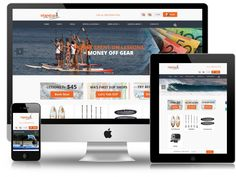 #StandUp #Paddle #Sports  - Like traditional surfing itself, Stand Up Paddle surfing (SUP) has it roots in the waters of Hawaii. SUP is now a sport accessible to all…Lujayn has leveraged VirtueMart side navigation and other additional e-commerce functionality in this sports product storefront development in custom ways. Technology: - Joomla 3, #Virtuemart, Responsive, Newsletter Signup - Business Category: #Sports #Product Web Design