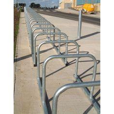 Sheffield Hoop Toast Bike Racks