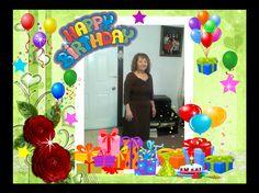 HAPPY BIRTHDAY TO MY FRIEND NILDA. 3/9/17