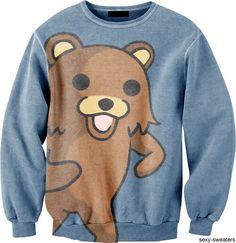 Pedobear sweater