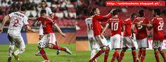 A Minha Chama: TdL: S.L. Benfica 2 Leixões 0