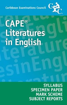Cape literatures in english essays