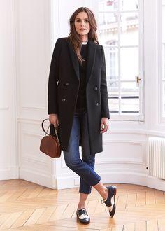 Sézane - Johnson coat