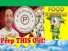 Pieology® Pizzeria Review! Peep THIS Out!