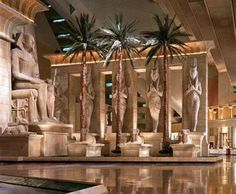 Luxor Hotel - Las Vegas. Stayed here & would love to stay again.