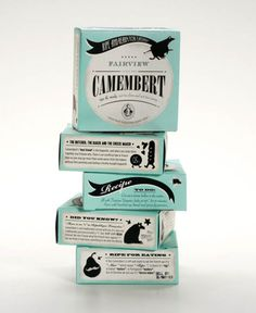 FairviewCheese - TheDieline.com - Package Design Blog