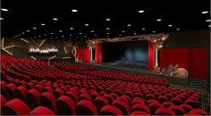 В октябре 2017 на Профессора Попова откроет свои двери новая театральная сцена в Ленинградском Дворце Молодежи.