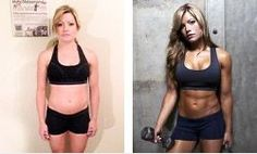 Women's Workout Plan: How Ashley Hoffmann Trains For Strength http://motivatetofit.in?p=892