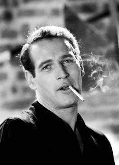 "filmcigarettes: ""Paul Newman """
