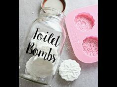Ditch the store bought cleaners with chemicals and clean your bathroom with these DIY toilet cleaner tabs plus 9 ways you can go waste free in the bathroom.