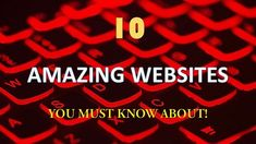 Today we are going to checkout someamazing websites. Although there are millions ofwebsiteson the internet which are stuffed with so much of different tricks, content and loaded with awesome web design and other stuffs, but here I have come up with 10websites.
