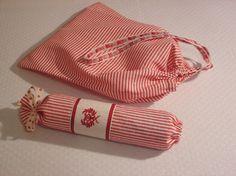 porta discos desmaquillantes...feliz navidad.!!!