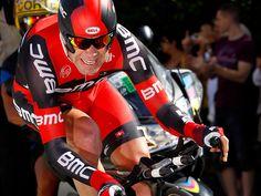 Cadel Evans, Australia    BMC Racing Team  2011 - Tour de France winner  2012 - 7th place overall TdF
