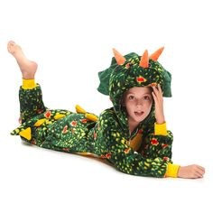Halloween Green Toothless Triceratops Onesies Loungwear – alfagoody Adult Onesie Pajamas, Animal Pajamas, Girls Pajamas, Cute Onesies, Animal Costumes, Toothless, Girl Humor, Every Girl