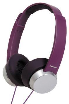 Panasonic RP-HXD3PURPLE MAY14 PF PURPLE OUTDOOR HEADPHONES
