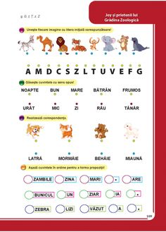 Clasa pregatitoare : Comunicare in limba romana - Clasa Pregatitoare Kindergarten, It Works, Crafts For Kids, Lol, Activities, Reading, School, Children, Crafts For Children