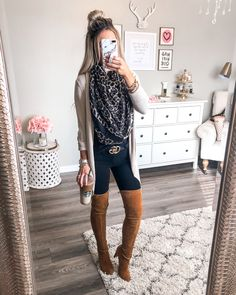 Unravel Casual Fall Outfit inspiring ideas (but cool) design and style females will surely be trying right now. casual fall outfits for teens Fall Outfits 2018, Stylish Winter Outfits, Casual Fall Outfits, Mode Outfits, Fall Winter Outfits, Outfits For Teens, Casual Winter, Club Outfits, Country Winter Outfits