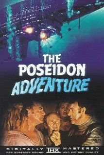 THE POSEIDON ADVENTURE    A group of passengers struggle to survive and escape, when their ocean liner completely capsizes at sea.