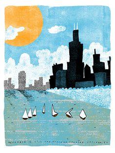 Wilco #gig #poster #design