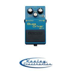 Keeley Electronics BD-2 Boss Phat Mod Blues Driver