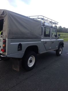 Land rover defender 130 double cab in Cars, Motorcycles & Vehicles, Cars, Land Rover/ Range Rover | eBay