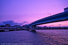 福岡都市高速 by Sachiko Kawakami