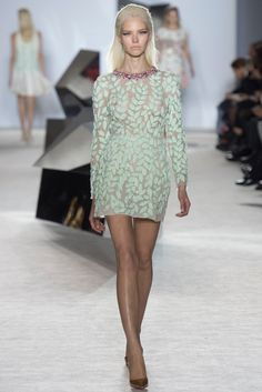 Giambattista Valli Spring 2014 Couture - Collection - Gallery - Style.com