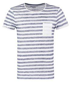 BASIC FIT - T-Shirt print - slightly creamy