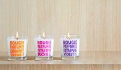 soap toiletjuffrouw candle