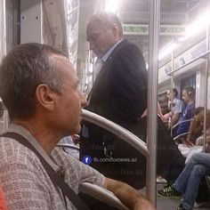 Bütün dünyanın 10 gündür Rusiya prezidenti Vladimir Putinin harada olmasını axtardığı vaxt, o metroda tapıldı ))