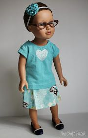 The Craft Patch: American Girl Doll Clothes. Yeah, I Am Obsessed.