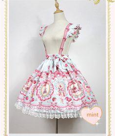 Neverland Lolita [-✌❦-Strawberry Rabbit-✌❦-] Series