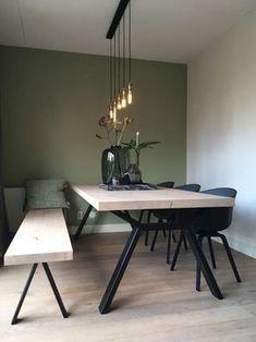 Dining room – Home Decor Designs Home Living Room, Interior Design Living Room, Living Room Designs, Living Room Decor, Dinner Room, Dining Room Lighting, Bar Lighting, Home Decor Inspiration, Furniture Design
