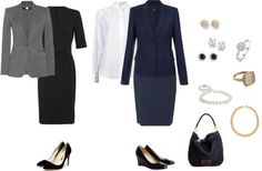 What to Wear in the Corporate World - Formal Dress Code