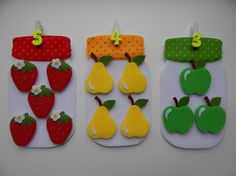 Дидактическая многофункциональная игра из фетра «Семья ежей» - Для воспитателей детских садов - Маам.ру