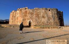 The Berber Granary of Qasr Al Haj