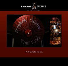Bangkok Cuisine.  My favorite BLC Thai Restaurant.