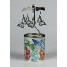 Περιστροφικό κηροπήγιο carousel Πεταλούδες Toothbrush Holder, Cool Gifts, Gift Ideas