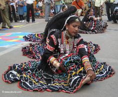 Kalbelia dance is a folk dance of Rajasthan state of India. Kalbelia dance exclusively performed by Rajasthani tribe Kalbelia. India has a rich heritage, culture and values.