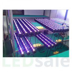 1m Høykvalitets 36W Vanntett LED vekstlys skinne
